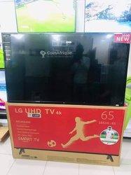 "TV LG smart 65"""