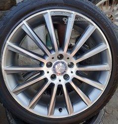 Jantes Mercedes - 19 pouces