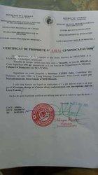 Vente Terrain 430 m² - Yaoundé