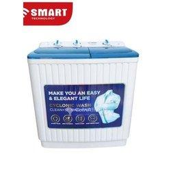 Machine à laver double bac avec sèche linge stmls-7h- 7kg