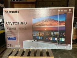 Smart TV Samsung 4k 75 pouces