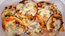 Pack mini pizzas