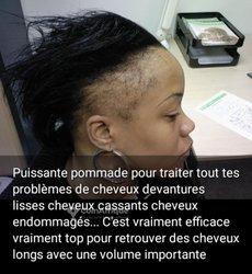 Pommade pousses cheveux