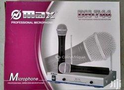 Pack 2 micros professionnels sans fil