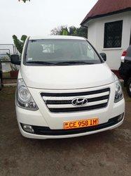 Location minibus Hyundai