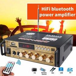 Amplificateur bluetooth stéréo