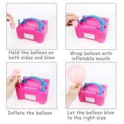 Pompe à ballon électrique