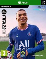 Jeux vidéos Xbox Serie X - Fifa 22