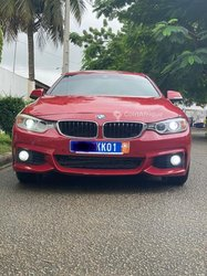 BMW 428i X-Drive 2017