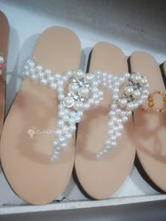 Chaussures à perles