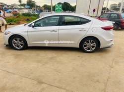 Location - Hyundai Elantra 2018