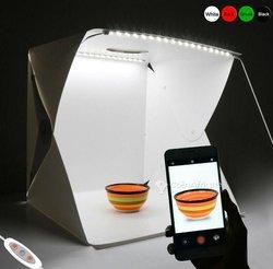 Mini studio prise de photo professionnelle
