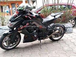 Moto Kawasaki Z1000 2013