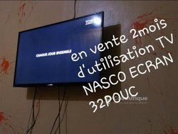 TV Nasco 32 pouces