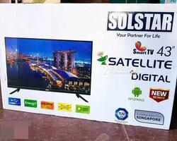 """Télévision Solstar  43"""""""