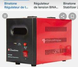 Régulateur Binatone