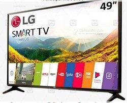 TV LG 49 pouces