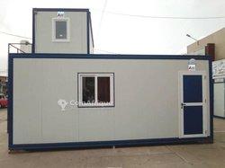 Conteneur modulaire préfabriqué