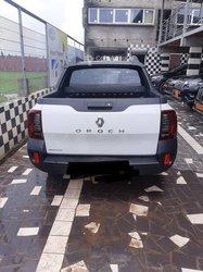 Renault Oroch 2018
