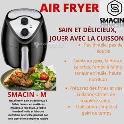 Cuiseur électrique Air Fryer