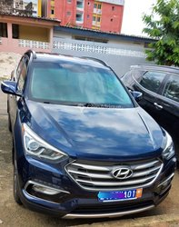 Location Hyundai Santa Fe