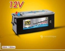Batterie auto Zap Plus 200Ah