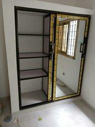 Fabrication armoire en aluminium