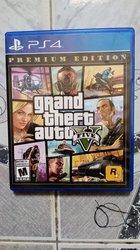 Jeux vidéos PlayStation 4 - GTA 5