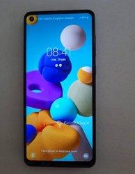 Samsung Galaxy A21S - 64Go