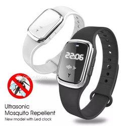 Montre anti moustique rechargeable