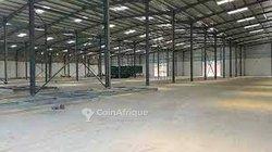 Location Entrepôt 8000 m² - Yopougon