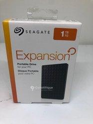 Disque dur externe Seagate Expansion - 1to