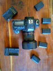 Appareil photo Canon 5D Mark II