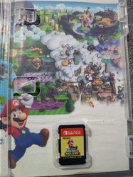Disquette Nintendo Switch