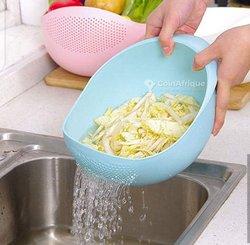 Passoire lave-riz