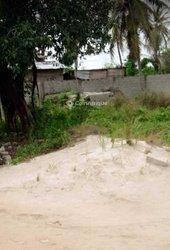 Vente terrain 421m2  - Cotonou