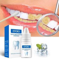 Essence blanchissante dentaire