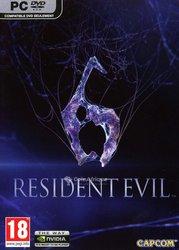 CD Jeu Resident Evil VI