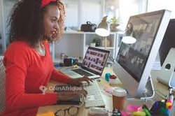 Recrutement télétravail - social media worker