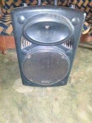 Baffle speaker