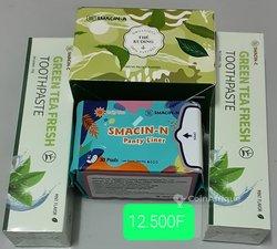Pack Green Tea Fresh