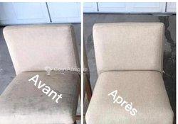 Nettoyage meubles - maison et bureau