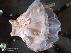 Robe de princesse - bébé