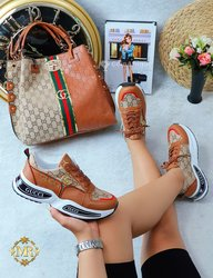 Ensemble sac et chaussures femmes