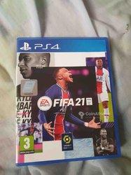 CD Fifa 21 PS4