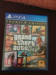 CD PS4 gta 5