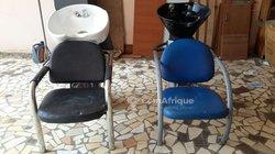 Chaises lave-tête