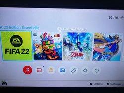 Nintendo Switch - 20 jeux