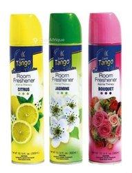 Déodorisants sprays Tango maison