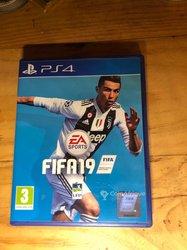 Console fifa 19 PlayStation 4